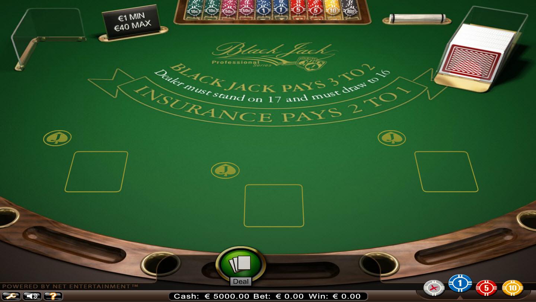 Blackjack : découvrir un jeu passionnant